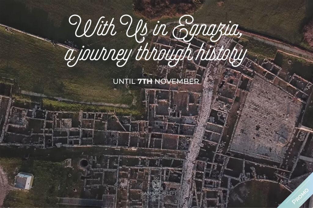 Con noi ad Egnazia, un viaggio nella storia